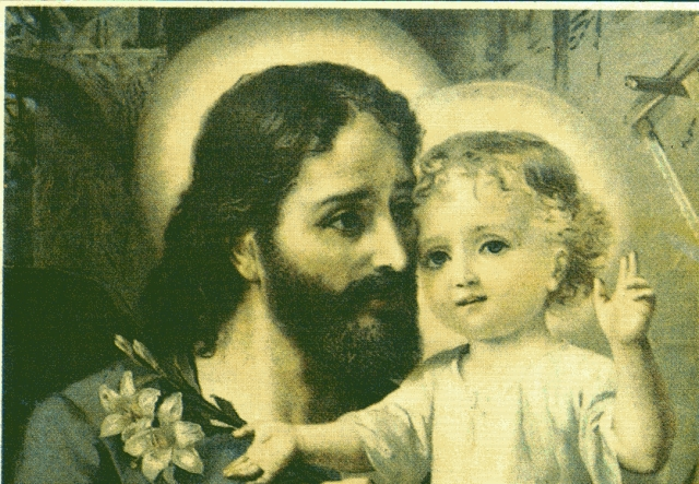 The Month of St. Joseph With Meditations by St. Eymard