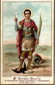 Image of St. Expeditus